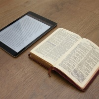 Square Bible Tablet